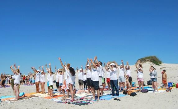 Amar a Vagueira, Vagos, Portugal = Maior mensagem do Mundo