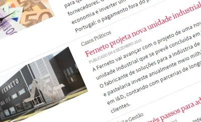 """Artigo publicado Site """"Popular Empresas"""" (Banco Popular)"""
