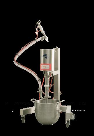 Depositadora Pneumática - DPB