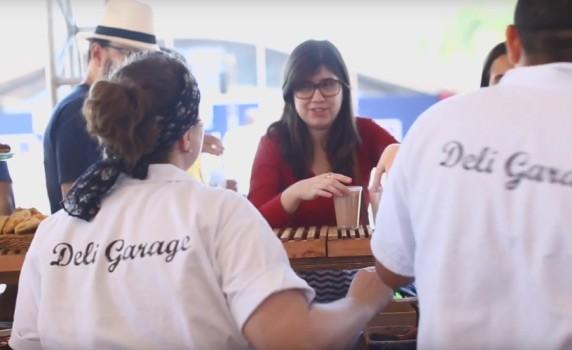 Deli Garage, la Boulangerie Mobile de São Paulo (Brésil)