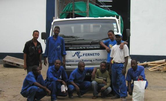 Ferneto Mozambique en route vers la vingtaine