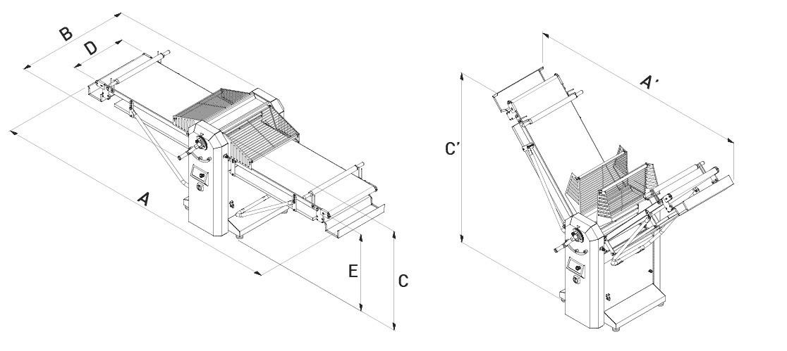 LAMINADOR 4200x640mm