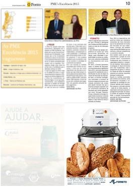 Artigo publicado no Jornal O Ponto / 24 fevereiro de 2016: PME Líder