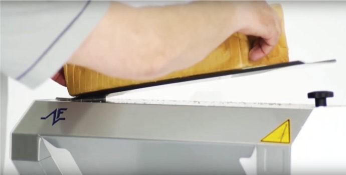 Vídeo: Cortadora de mesa – CMF