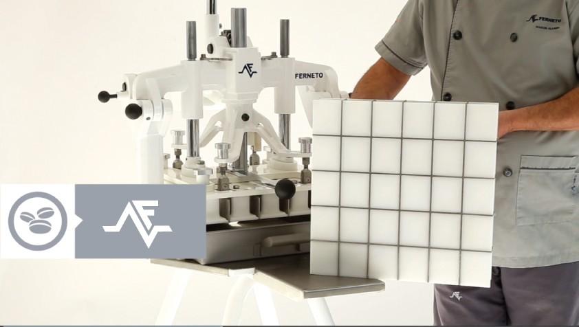 Vídeo: Divisora manual quadrada – DMQ