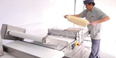 Vidéo: Table de découpe (MCF): production de biscuits