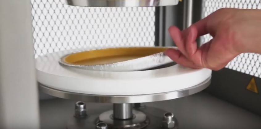 Vídeo: Prensa de tartes – PTF